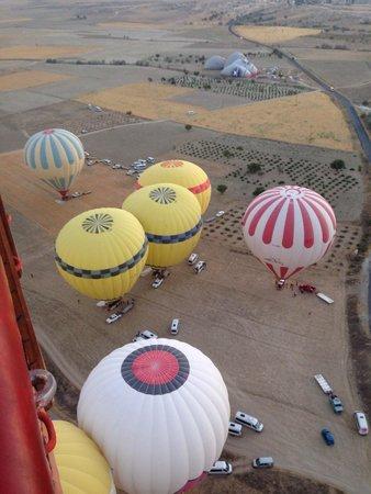 Balloon Turca: Lift-off