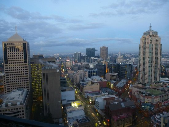 Meriton Serviced Apartments Campbell Street : view