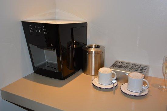 Het Arresthuis : Koffie en thee
