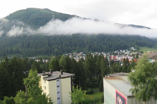 Steigenberger Grandhotel Belvedere: View from the Balcony