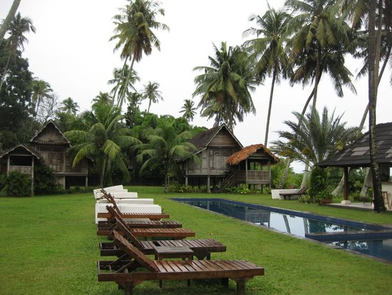 Bon Ton Resort: The pool