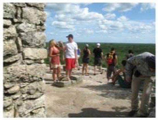 Mexico Maya Caribe: coba tour
