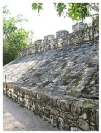 Mexico Maya Caribe: coba tour juego pelota