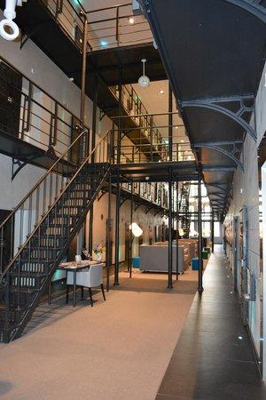 Het Arresthuis : Hotel