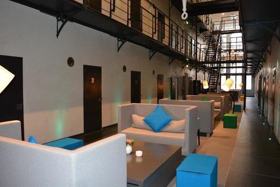 Het Arresthuis : Lounge