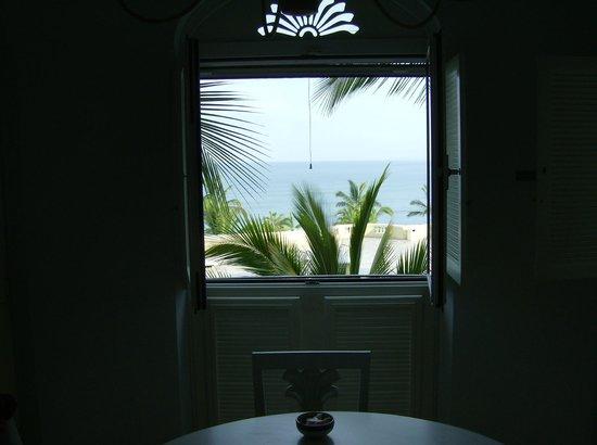 Pueblo Bonito Emerald Bay: Vista desdeel comedor