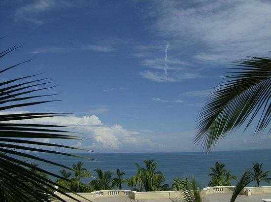 Pueblo Bonito Emerald Bay: Vista desde habitación