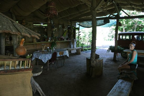 El Toledo Coffee Tour: the cafe