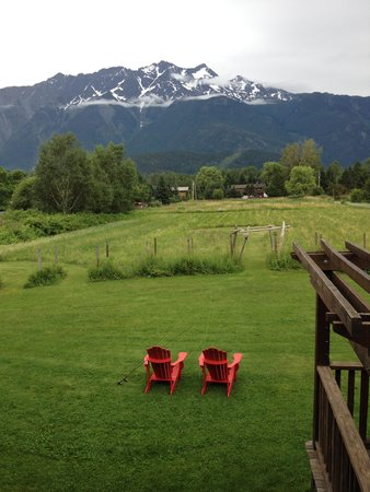 Pemberton Valley Inn: peace and quiet