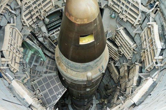 Titan Missile Museum: Missile