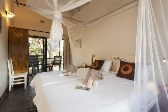 Kurhula Wildlife Lodge: Guestroom