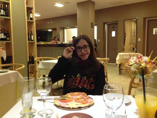 Hotel A.C.A.: Restaurante