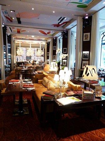 Le Royal Monceau-Raffles Paris: LE RESTAURANT
