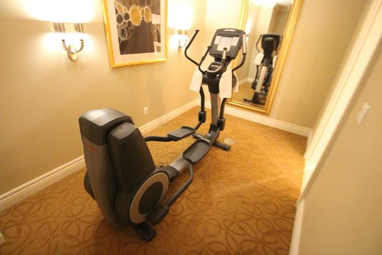 The Palazzo Resort Hotel Casino: Excercise Room