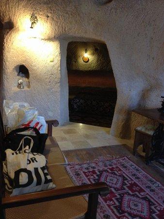 Cappa Villa Cave Hotel : Room 401