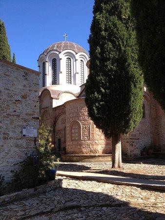Nea Moni Monastery: Nea Moni