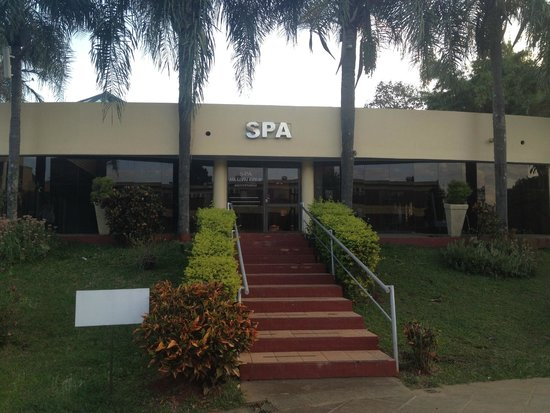 Exe Hotel Cataratas : Spa