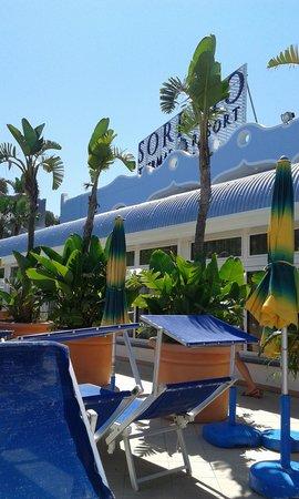 Sorriso Thermae Resort & Spa: esterno hotel
