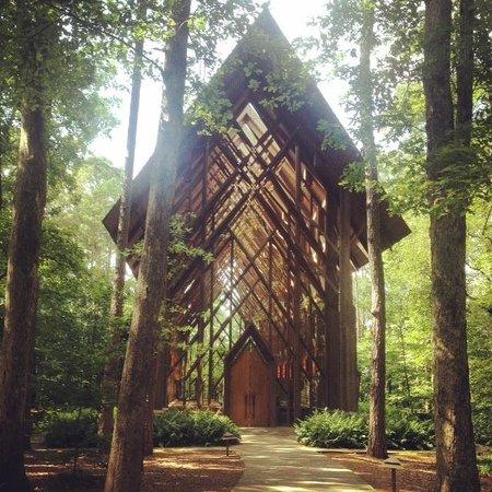 Garvan Woodland Gardens : Chapel
