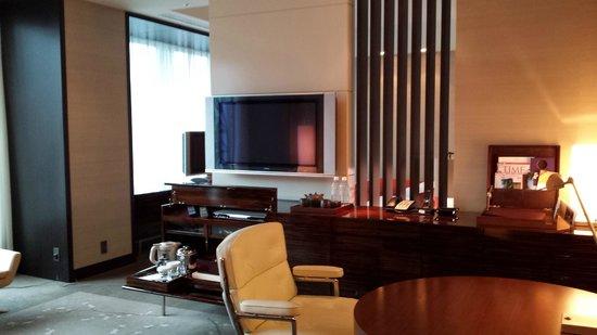Conrad Tokyo: Suite