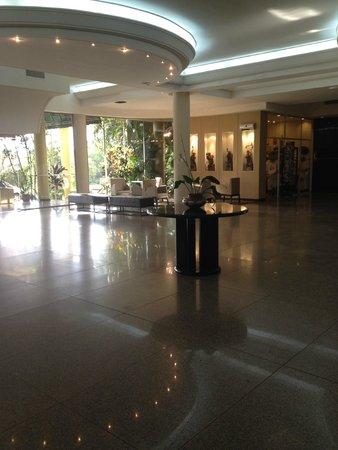 Exe Hotel Cataratas : Lobby