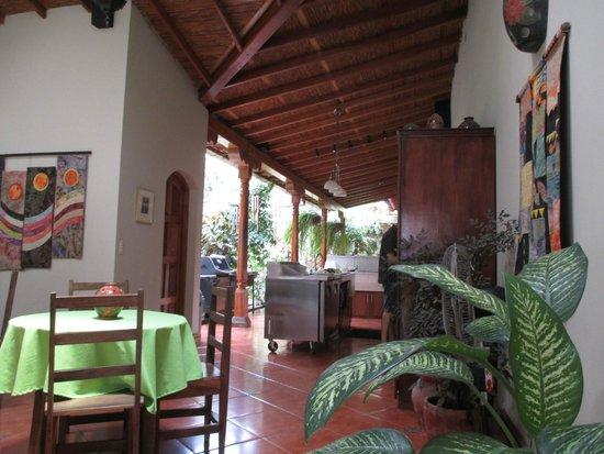 Restaurante El Garaje: Interior of El Garaje