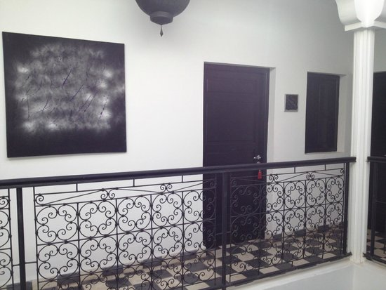 Riad Elizabeth: chambre
