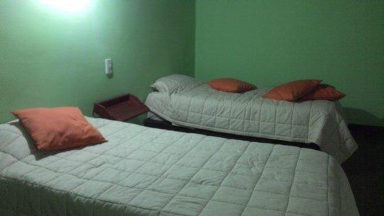 Terra Iguazu Apart Hotel: Camas de 1 plaza
