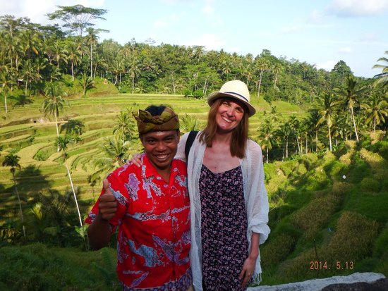 Bali Traditional Tours - Day Tours: Rice field