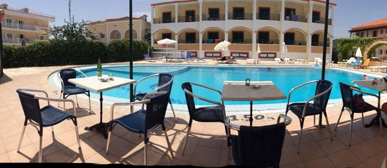 Club Zante Plaza: Pool :-)