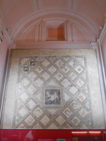 Regional Archaeological Museum: Mosaico