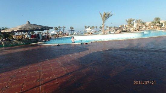The Three Corners Sea Beach Resort : .