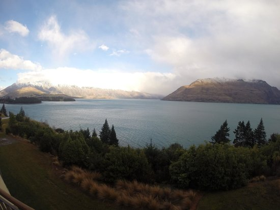 Heritage Queenstown: Lakeside Balcony View