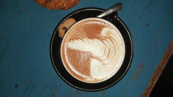 Kreuzberg Coffee Company: Perfect latte