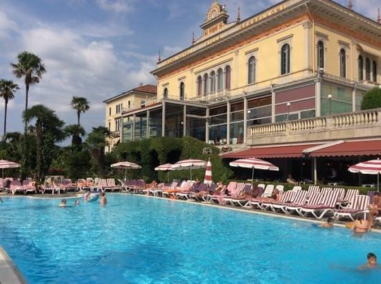 Grand Hotel Villa Serbelloni: Pool