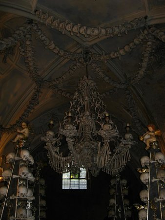 Ossuary / The Cemetery Church : Кутна-Гора (Костница)