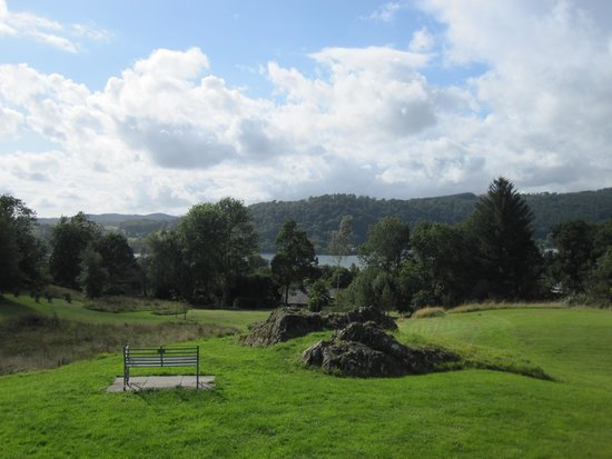 The Ryebeck : View towards Windermere