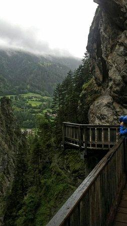 Gola della Galizia: Panorama