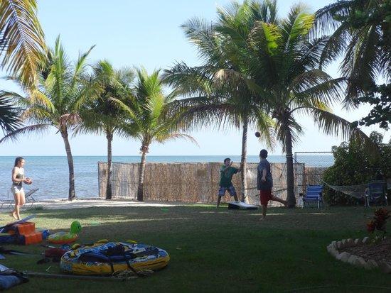 La Siesta Resort & Marina: Donde todos podían jugar
