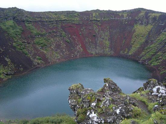 Kerid Crater : i colori di Kerid