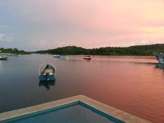 Residencia De La Marina: Tramonto di Boca Chica