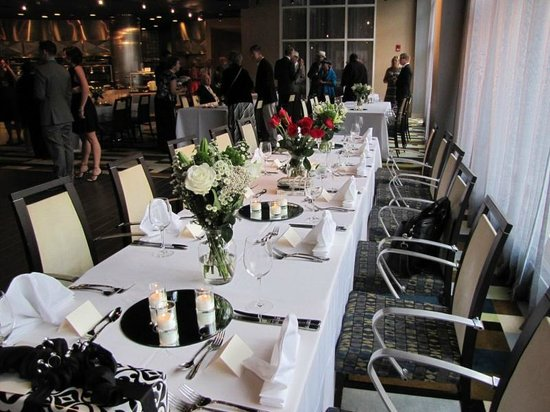 The Heldrich Hotel & Conference Center: A sophisticated, contemporary wedding setting
