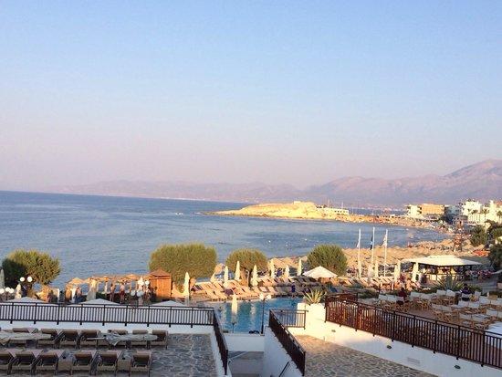Creta Maris Beach Resort : Vue de ma chambre