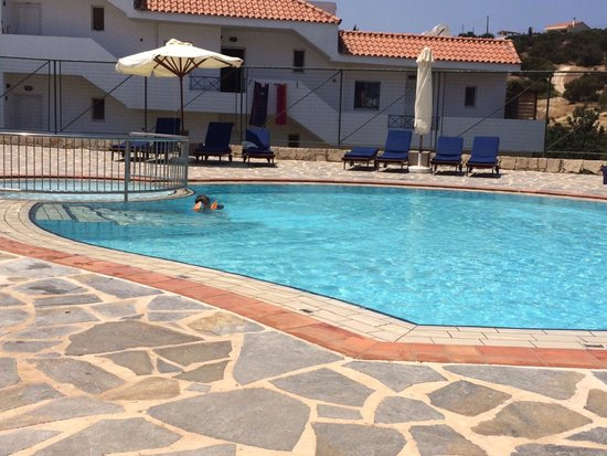 Creta Maris Beach Resort : Piscine