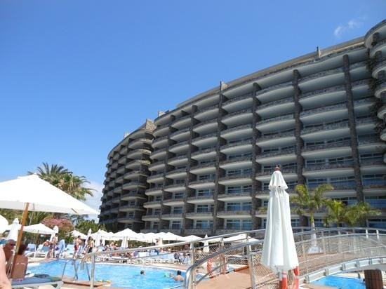 Club Gran Anfi: The main pool area at Gran Anfi.