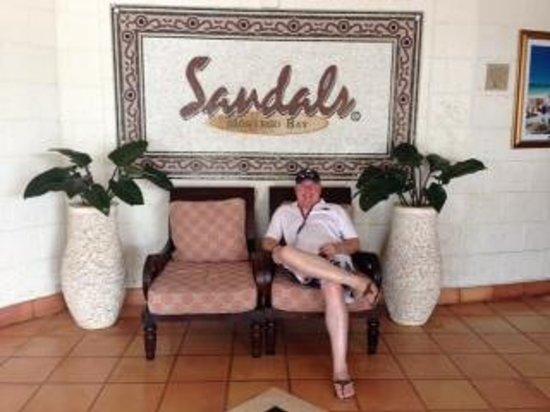 Sandals Montego Bay: Sandals MB