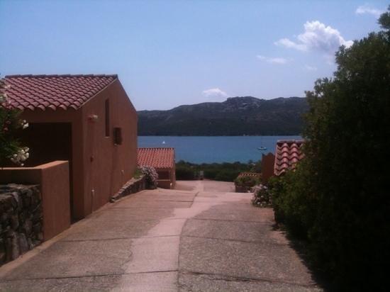 Park Hotel Cala di Lepre & Spa: panorama