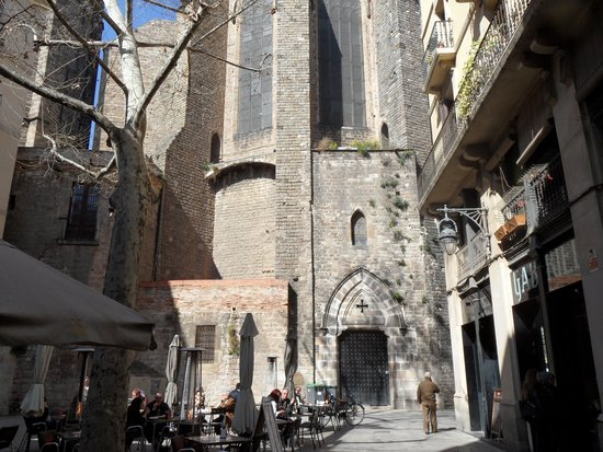 Quartier gothique : Gothic Quarter