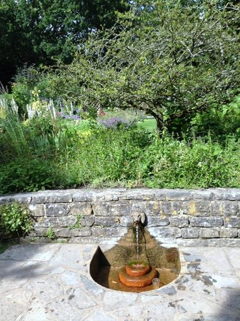 Chalice Well: Healing water