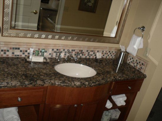 Hilton Grand Vacations on the Boulevard: Bagno